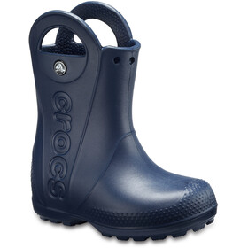 Crocs Handle It Rain Boots Kids navy
